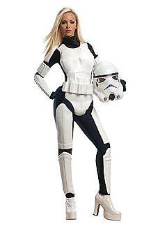 Star Wars Stormtrooper Fancy Dress Costume