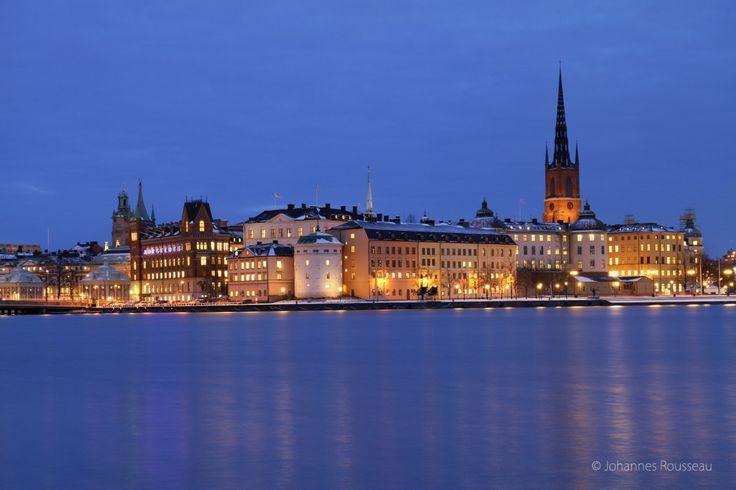 Stockholm, riddarholmen, fotograf , johannes rousseau
