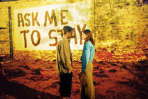 """""""Un muro molto romantico"""" http://colorailsilenzio.blogspot.it/2014/04/un-muro-molto-romantico.html"""