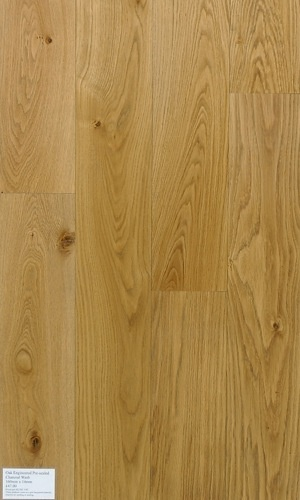 Charcoal, Pre-lacquered; Natural Wood Floor Co.