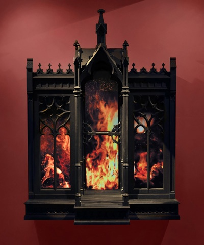 'Creation Condemned' by Mat Collishaw