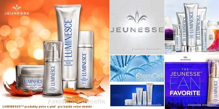 Patentované a klinicky testované produkty - kosmeceutika (program péče o pleť a tělo s adultními kmenovými buňkami) a nutraceutika (výživové doplňky)