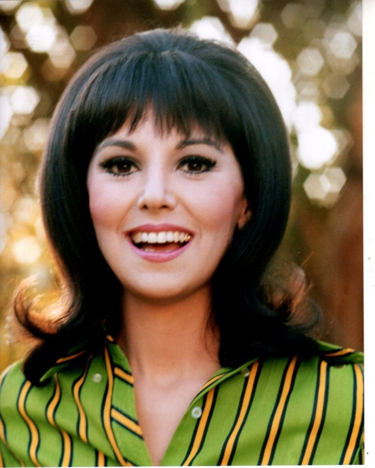 Marlo Thomas * Actress known from the TV series That Girl.