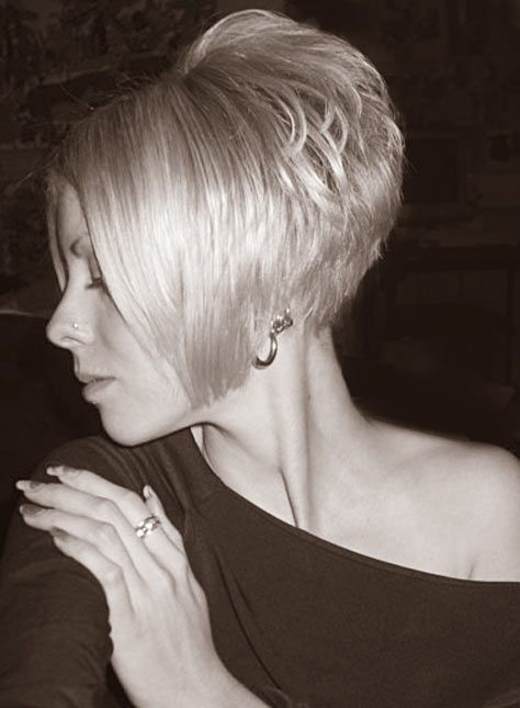 HAIRXSTATIC: Angled Bobs [Gallery 1 of 8]