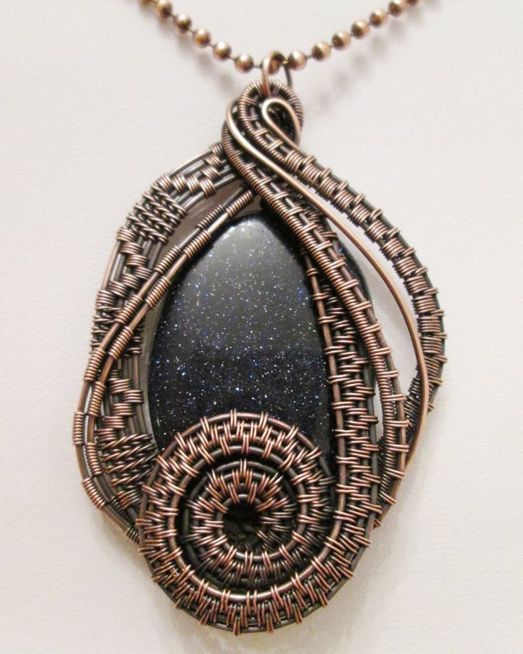 363 best wire wrap images on Pinterest | Wire wrapped pendant, Wire ...