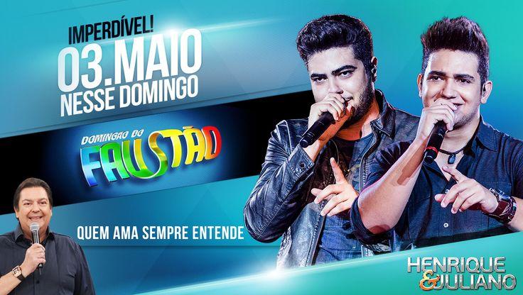 Henrique e Juliano - Quem Ama Sempre Entende  (DVD Ao vivo em Brasília) ...