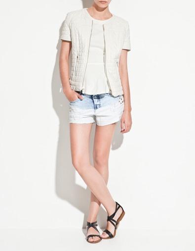 chaquetica acolchada! la amo! nueva adquisicion: Style, Homes, Zara United States