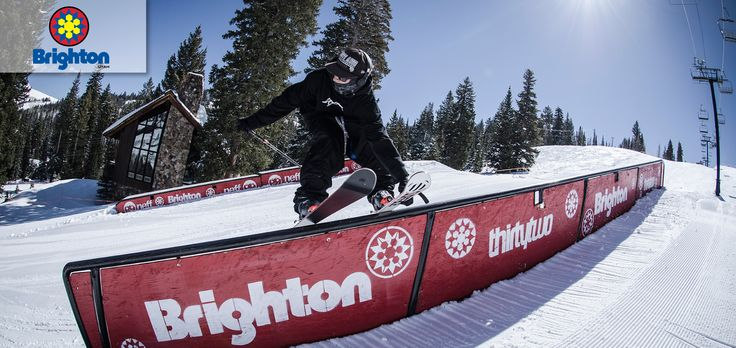 Brighton - Ski Utah - Skiing & Snowboarding Vacations
