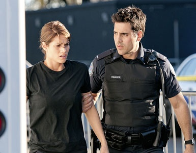 Rookie blue! My FAVORITE tv show ever!!:)