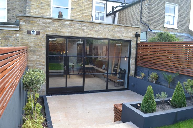 Project Wandsworth | Lightfoot Windows Garden layout and fencing