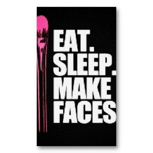 15 best mua business card designs images on pinterest makeup makeup artist business card 2395 colourmoves