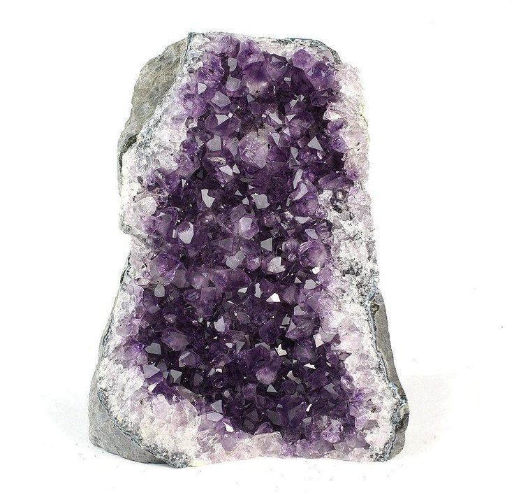 Crystal Allies Specimens: 1/2 - 1lb Assorted Natural Amethyst Quartz Crystal