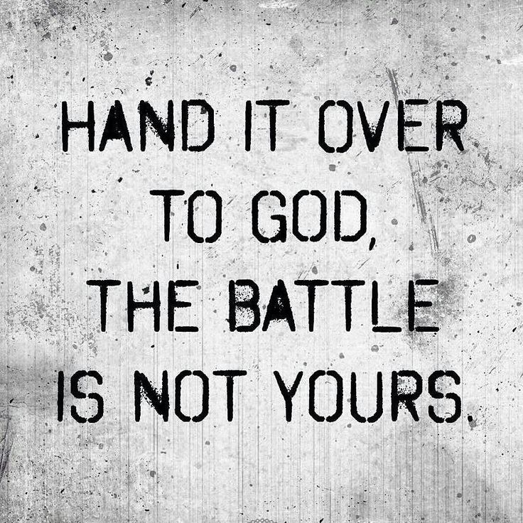 What battles are you fighting today? . Is the battle you are in one that the Lord has chosen for you? Strange question isn't it? Scripture is very clear in this particular passage that the Lord in fact chooses certain battles for us to fight.