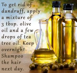 Here are wonderful and easy ways to use olive oil for hair care and hair growth.