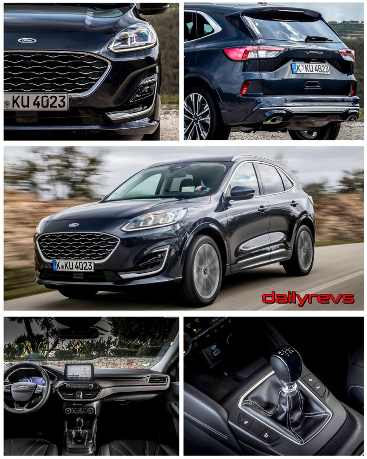 2020 Ford Kuga Vignale Hybrid Dailyrevs In 2020 Ford Kuga
