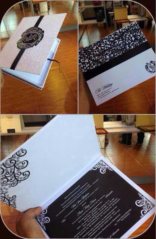invitation card by sam arista #invitationcard #wedding