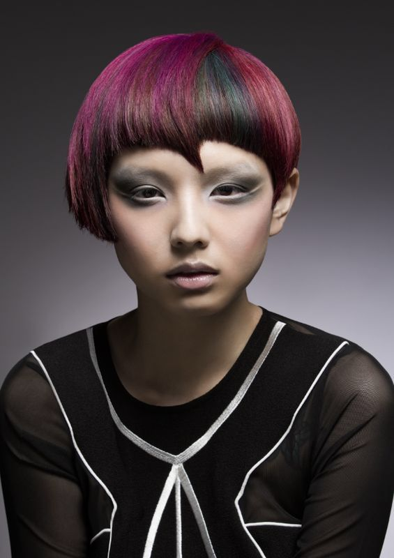 2014 GOLDWELL Color!   Zoom Salon- Velette