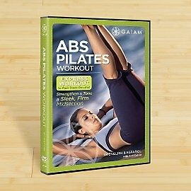 Ana Caban's abdominal pilates workout - best abs routine ever