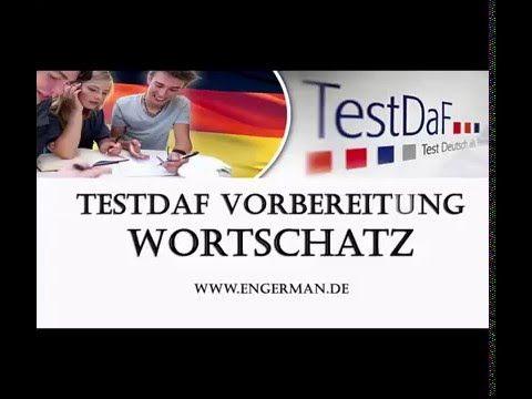 Wortschatz für die TestDaF-Prüfung #2 | Deutsch Lernen