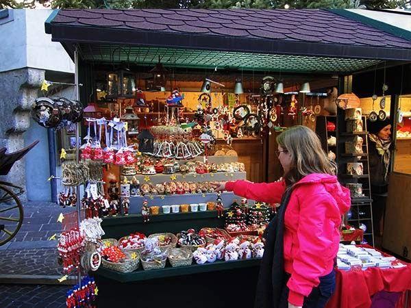 ... Receitinhas e Viagens ...: Mercados de Natal