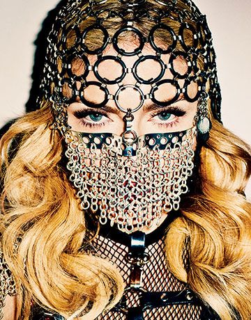 Madonna 2013 Interview – Madonna Quotes About Being Daring