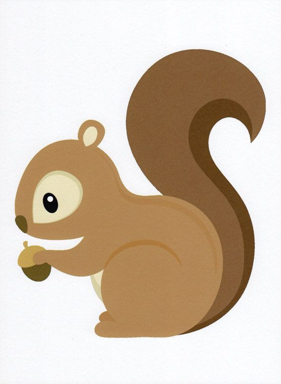 Best 25 Squirrel illustration ideas on Pinterest Squirrel art