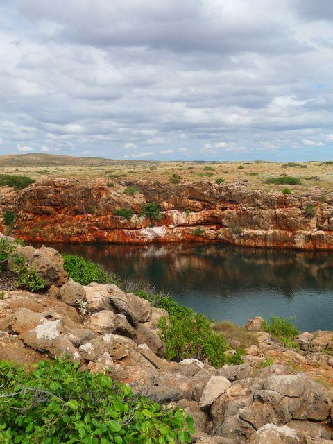 Yardie creek - #Cape range NP #Western #Australia http://www.couleurs-daurore.com/top-destinations-nature-du-western-australia/