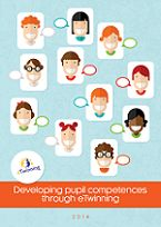 """eTwinning launches a new book on Key Competences.  The new publication, entitled """"Developing pupil competences through eTwinning"""", was launched during the annual conference held in Rome (Italy) from 27 to 29 November."""