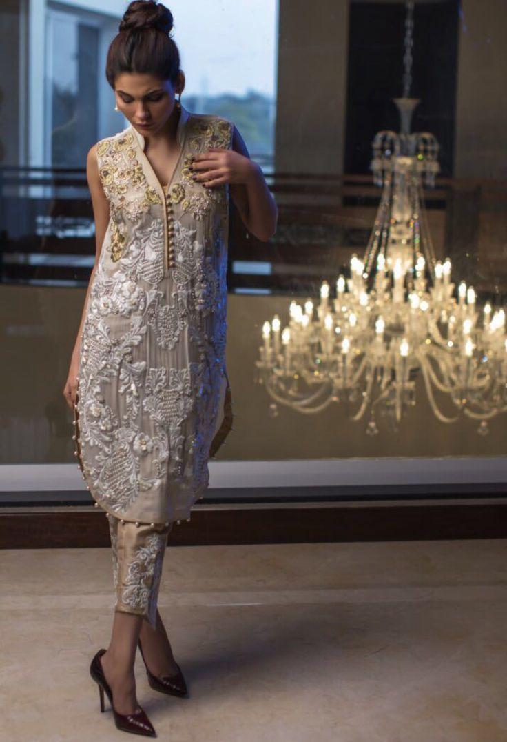 Amna Babar for Saira Shakira, Le Ceil
