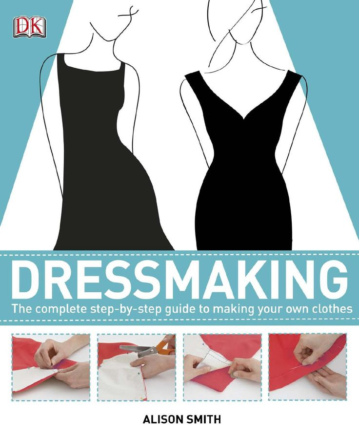 Excellent website on clothing construction, personally I'll give Allison 10/10!  Dressmaking : online book, 322 pages