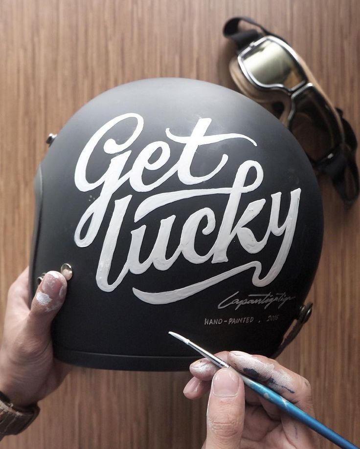 painting my new helmet . photo by @namoiman by lapantigatiga