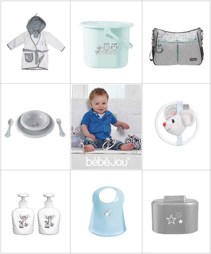 mix & match the bébé-jou collection