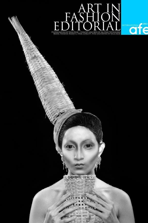 #editorial #makeup #art #concept #wardrobe