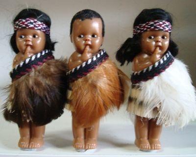 Little Maori Dolls
