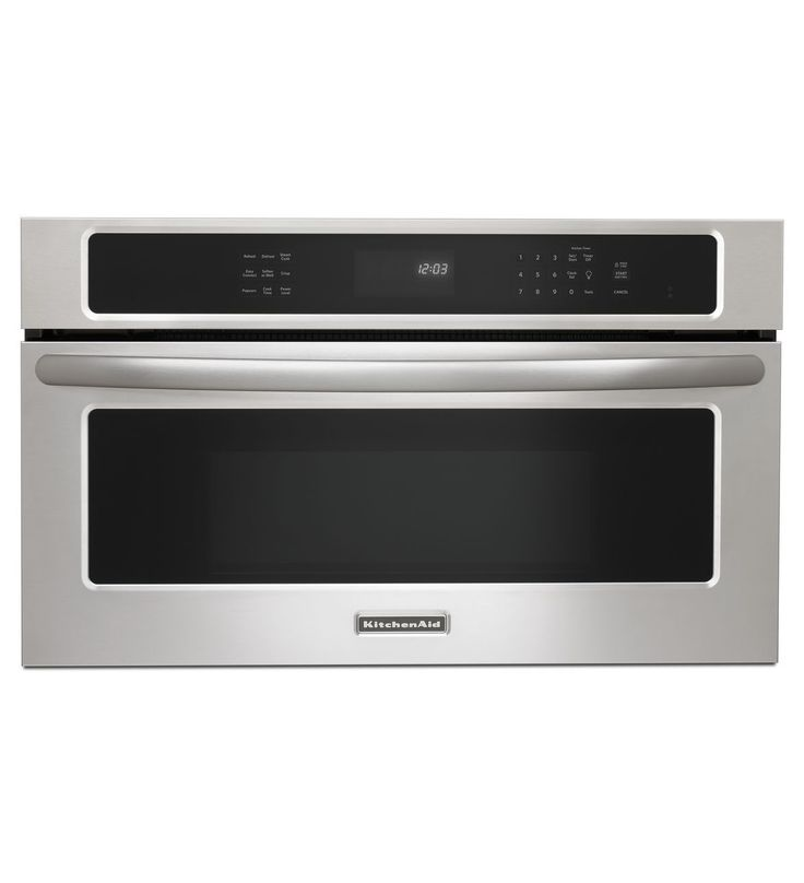 Kitchenaid 30 900 Watt Convection Built In Microwave Architect