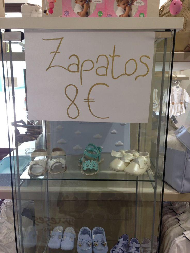 Oferta Todos los Zapatos a SOLO 8€