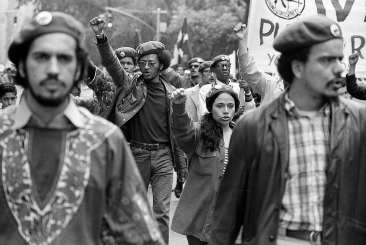 Archivists found 520 boxes full of surveillance files from the New York Police Department on the Young Lords, the Black Panthers, and the Nation of Islam.