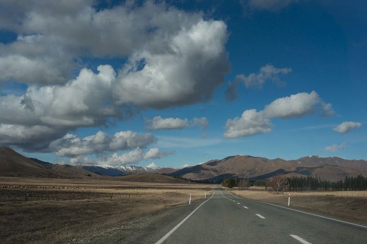 Roads of Mackenzie Country