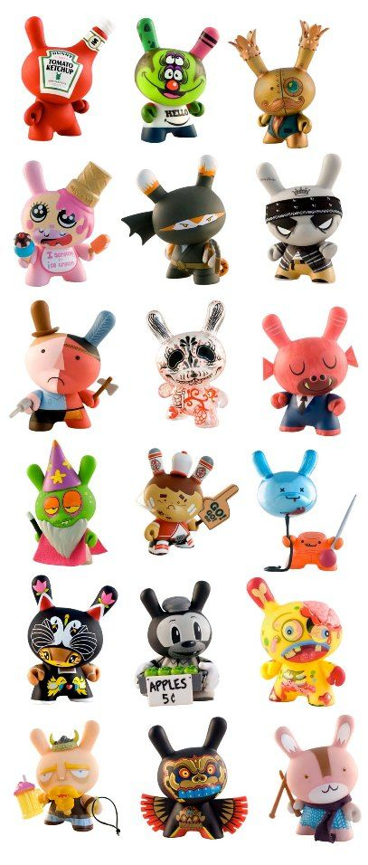 The only way I can afford to collect dunnys.
