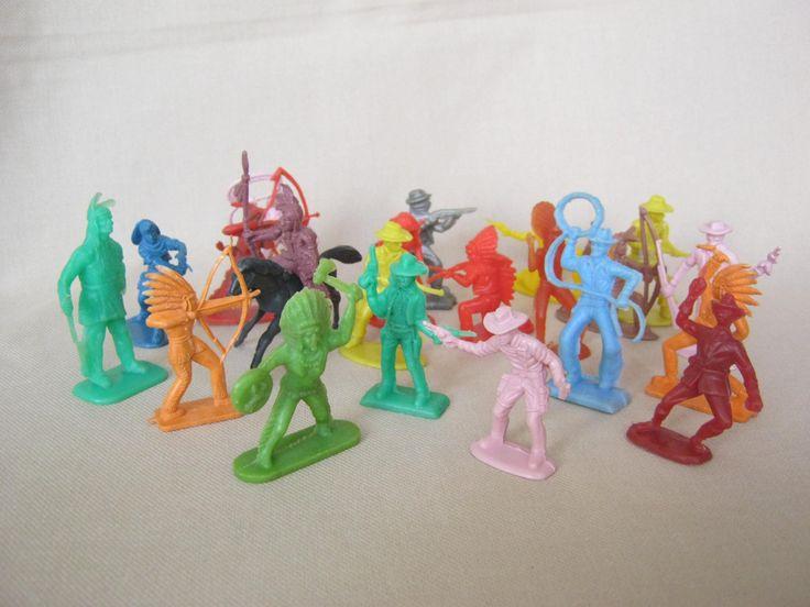 Műanyag katonák