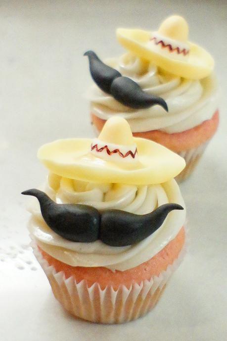 Mexican Cupcakes :P