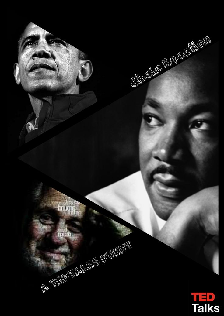 ted talks, Obama, Marther Luther king, great public speakers
