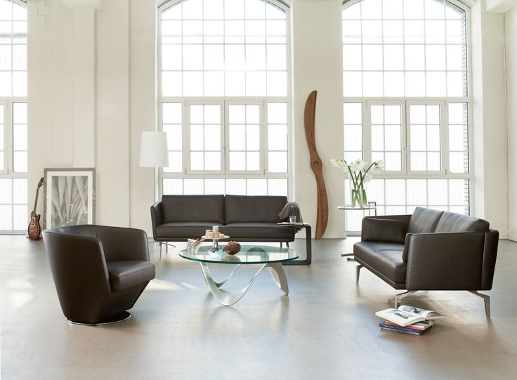 die besten 25 sofa leder ideen auf pinterest ledersofa. Black Bedroom Furniture Sets. Home Design Ideas