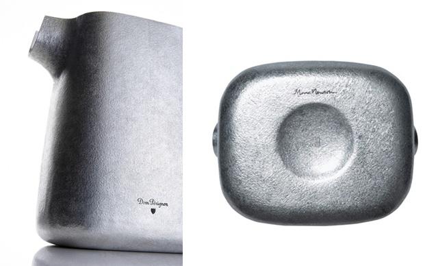 ドン ペリニヨン×マーク・ニューソンのオリジナル シャンパンクーラー