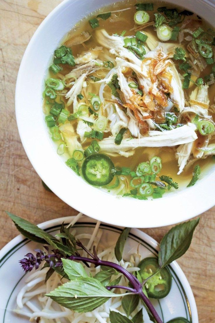 The secret to real pho is the stock   The Splendid Table