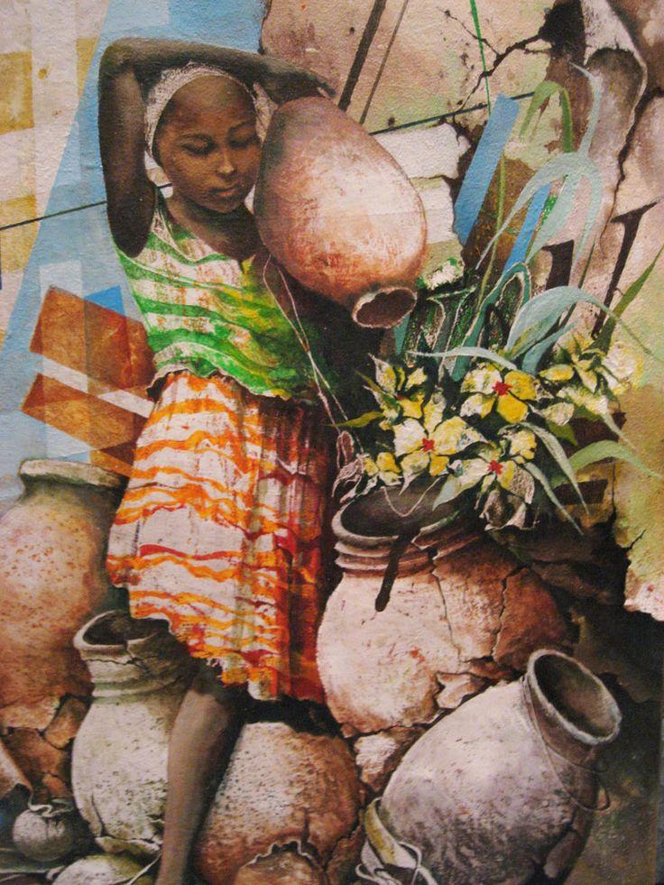 Haitian Art III