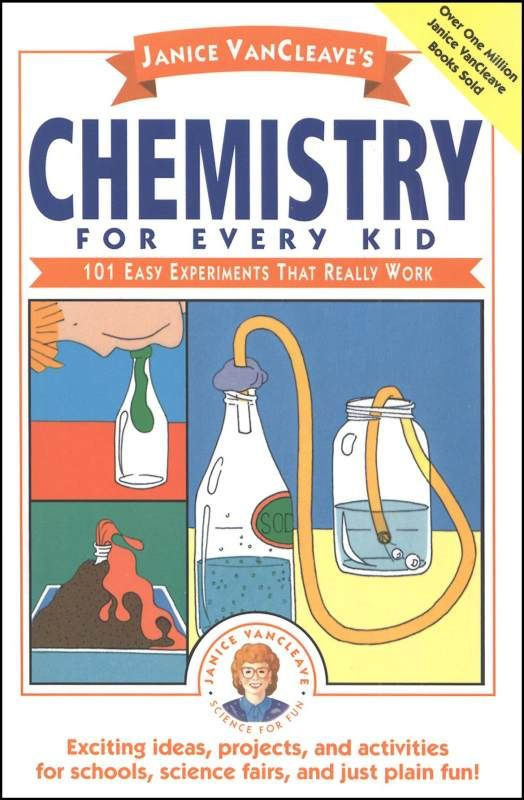 Chemistry for Every Kid: 101 Experiments  - see our blog post:  http://www.aplaninplace.net/1/post/2013/01/sampling-some-science.html