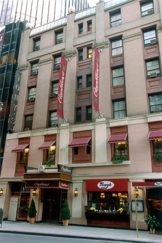 Casablanca Hotel - New York City - this is where my sister and I are staying in September