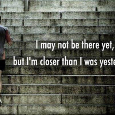 keep going: Motivation Quotes, So True, Keep Go, Keep Moving Forward, Weightloss, Fit Motivation, Weights Loss, Baby Step, Workout