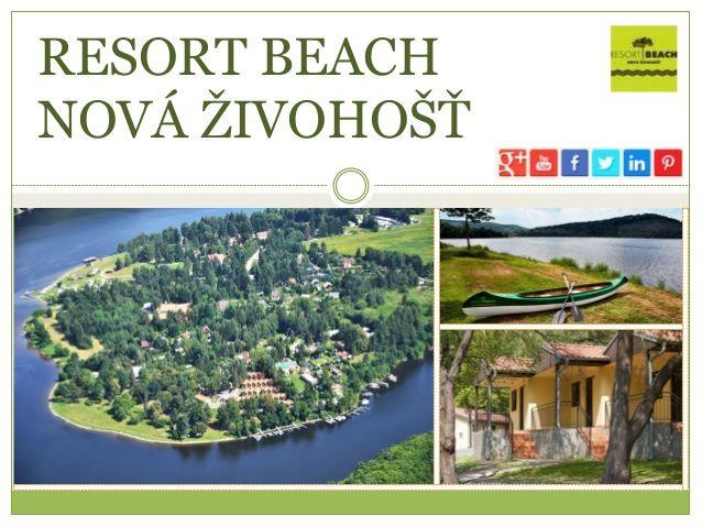 Resort Beach Nová Živohošť by Resort Beach Nová Živohošť via slideshare